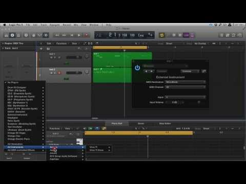 How to Use External Instruments in your DAW