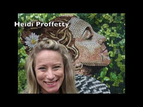 The Quilt Show: Ricky Tims Talks to Heidi Proffetty About Mosaic Quilts