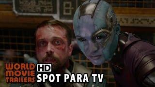 Guardiões da Galáxia Spot - Provocação (2014) HD