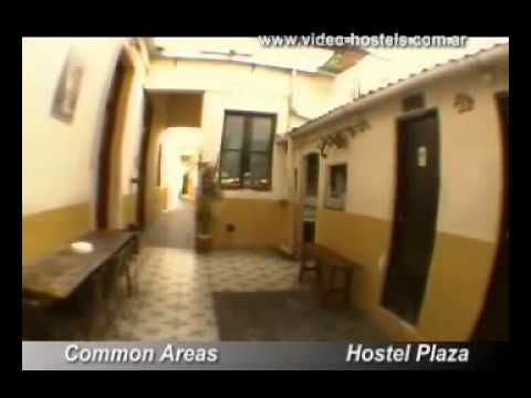 Video Hostel Plaza Buenos Airessta
