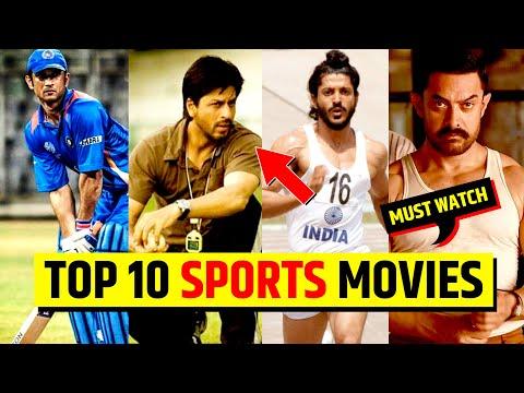 Top 10 Hindi Movies Based on Sports | Bollywood Sports Movies