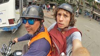 Así es el TRANSPORTE PÚBLICO en Venezuela!