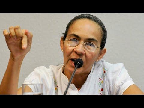 Heloísa Helena diz que Bolsonaro é um 'vendilhão da pátria' e fala sobre o Janelas Pela Democracia