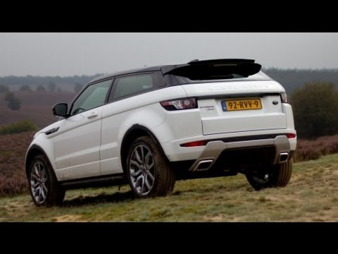 autoblogger - Baby Range Rover reviewed with the most powerful diesel engine. Via http://www.abhd.nl/video/range-rover-evoque/