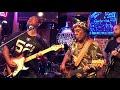 Jubu Smith at The Monday Night Blues Jam. Maui Sugar Mill Saloon. Kansas City.   August 2018.