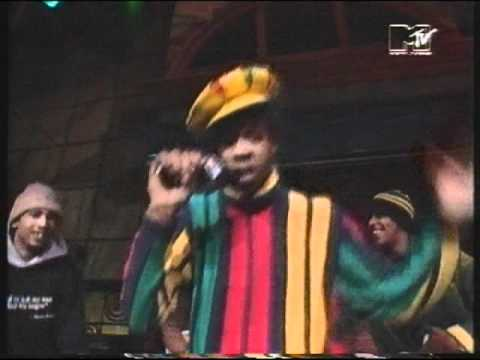 Leaders Of The New School – International Zone Coaster (live) Yo! MTV Raps