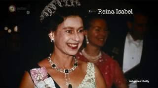 En Internet abundan una serie de teorías conspirativas acerca de la Reina Isabell II. Una de ellas es sobre la visita de la Reina a Kamloops, donde salió de ...