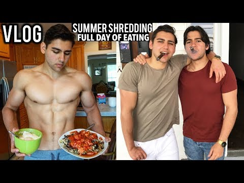 Diabetic diet - Summer Shredding Full Day Of Eating, Training, Living And Partying