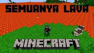 "Video ""MINECRAFT SURVIVAL DI DUNIA LAVA"" Minecraft Seru #17 MP3, 3GP, MP4, WEBM, AVI, FLV Juni 2018"