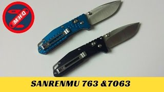 a look at the Sanrenmu 763 and the new 7063