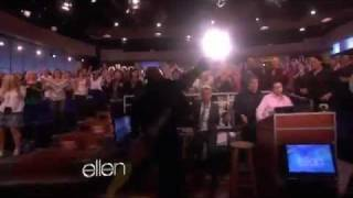 Flo Rida videoklipp Good Feeling (On Ellen) (Live)