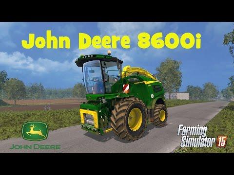 John Deere 8600i v0.1