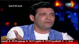 شيخ الحارة | لقاء بسمة وهبه مع المطرب الشعبي سعد الصغير