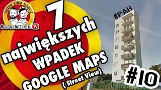 Zobacz, co zobaczyły kamery samochodów Google Street View! A widziały wiele... Prezentujemy 7 największych
