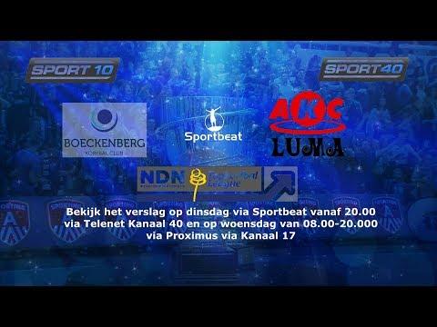 Luc Tossens na pakken titel met Boeckenberg vs AKC Luma en meteen zijn afscheid
