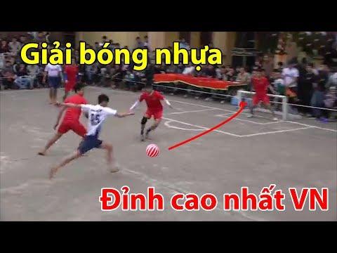 Trận đấu bóng nhựa dữ dội nhất Việt Nam ai xem cũng nhớ lại tuổi thơ | Nhịp Đập i Phủi - Thời lượng: 10 phút.