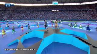 Video 2015 UEFA Champions League Final Opening Ceremony, Olympiastadion, Berlin MP3, 3GP, MP4, WEBM, AVI, FLV Agustus 2018