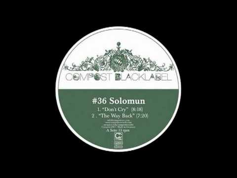 Solomun - The way back