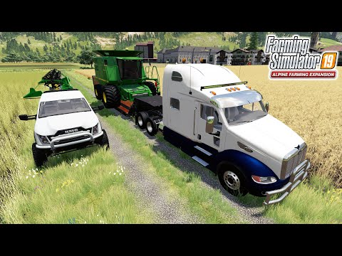 Lowloader With 16 Wheels v1.0.0.0
