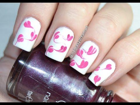 nail art - tecnica semplice