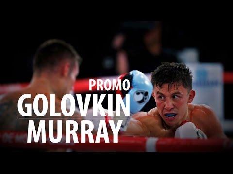 boxe: gennady golovkin vs martin murray promo