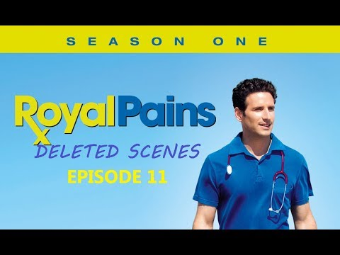 Royal Pains Nobody's Perfect Deleted Scenes - Season 1 Episode 11