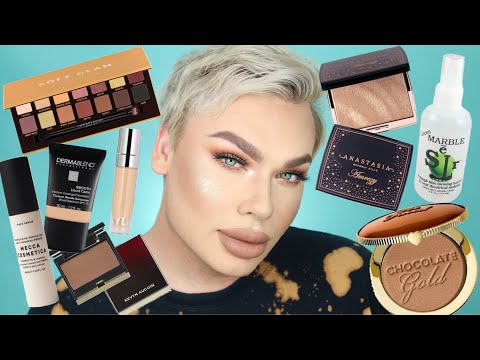FULL FACE OF NEW MAKEUP I'M OBSESSED WITH! (видео)