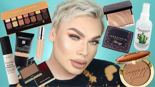 Video FULL FACE OF NEW MAKEUP I'M OBSESSED WITH! MP3, 3GP, MP4, WEBM, AVI, FLV Maret 2018