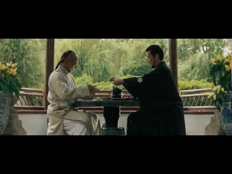 Fearless (Huo Yuan Jia ) - Tea ceremony (eng sub, HD)