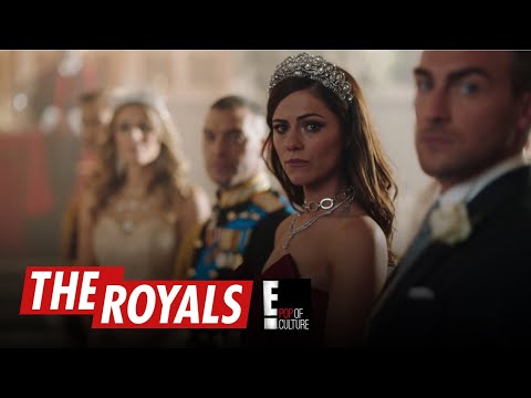 """The Royals"" Alexandra Park's Season 4, Episode 10 Favorite Look 