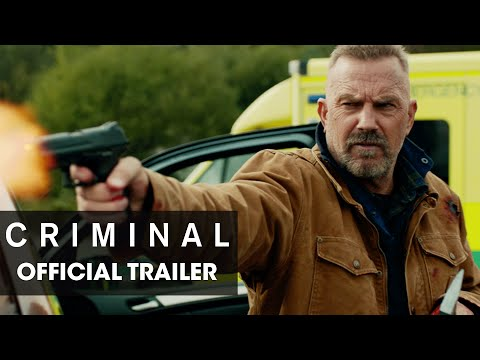Criminal (Trailer 'Never Forget')