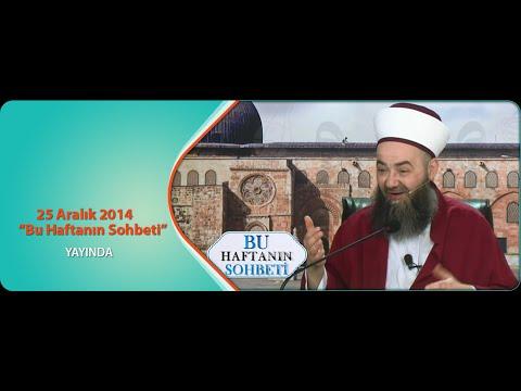 25 Aralık 2014 Ahmet Yesevi Derneği Sohbeti