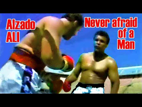 "Ali vs Lyle Alzado, ""I've Never Been Afraid Of Any Man In My Life"""