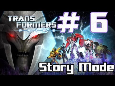 transformers prime the game wii iso