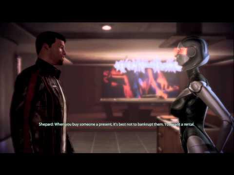 Mass Effect 3: Citadel - Invite Up Edi (видео)