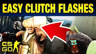 CS:GO ➜ [CS:GO Empire:  https://goo.gl/kRERqJ ] These are the top 10 Flash bangs that actually works. Often times newer players and even sometimes veteran players throw flash bangs that are so bad it makes you question why they spent the money to buy the flash in the first place. Throwing a more effective flash for the position you're in can be so much more helpful than it first appears. That's why we're going to be going over the top ten flash bangs that actually work, in no particular order of course. Without any more delay, let's jump right into these.◆ CONNECT WITH VALVE GUIDES ◆ ☞ CS:GO Empire:  https://goo.gl/kRERqJ☞ Twitter: https://goo.gl/6ZAY9k☞ Discord: https://goo.gl/ZcEiBh☞ Twitch: https://goo.gl/Cc81H4___Thanks for watching our video Top 10 Flashbangs That Actually Work , if you want to learn how to AWP like a pro, make sure to watch our Top 10 Ways to AWP like a pro. Make sure to subscribe to Valve Guides. We create content on CS:GO, Portal, Half Life and other Valve related content on a daily basis and work hard to deliver the best CS:GO clips and tips so you can play like your favorite CS:GO Players.