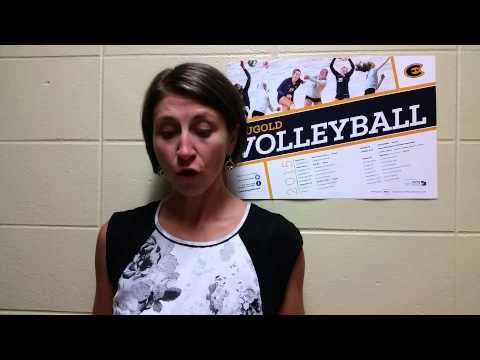 Head Coach Kim Wudi recaps loss to Viterbo