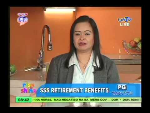 SSS Retirement Benefits