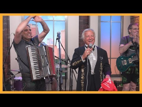 "Jan ""The Polka King"" Lewan Performs ""Ole, Ole"" With Alex Meixner"