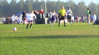 Watch the 04 Lightning Bolts drive to their fourth straight Kickit 3v3 World Championship.
