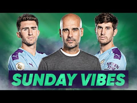 Video: Manchester City's Injury Crisis WON'T Cost Them The Premier League Because... | #SundayVibes
