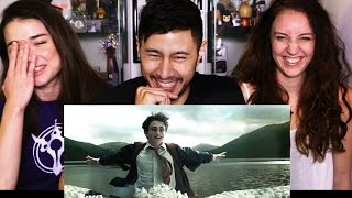 honest trailers harry potter trailer reaction discussion
