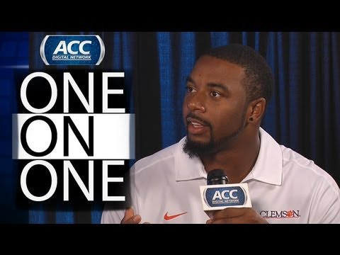ACC One-On-One: Heisman Hopeful Tajh Boyd Clemson video.