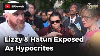 Video Lizzy & Hatun Didedahkan Sebegai Hipokrit | Lizzy & Hatun Exposed As Hypocrites MP3, 3GP, MP4, WEBM, AVI, FLV Januari 2019