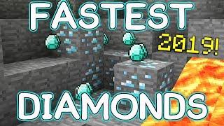 Video Fastest & Easiest Minecraft Method to find Diamonds! MP3, 3GP, MP4, WEBM, AVI, FLV September 2019
