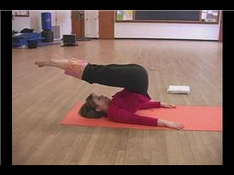 The Advanced Corkscrew Pilates Exercise