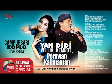 Didi Kempot feat. Yan Vellia - Perawan Kalimantan (Official Music Video)