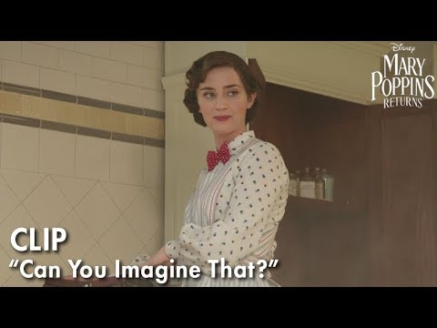"""Can You Imagine That?"" Clip 