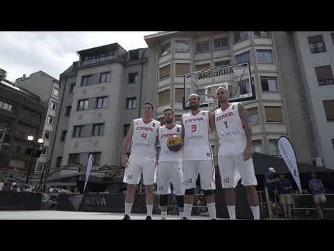 FIBA Europe Cup Qualifier Andorra 2017