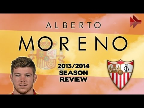 moreno - [Re-Uploaded] Subscribe http://bit.ly/14aUi0E Don't forget to LIKE the video to show your support! Video on Alberto Moreno, left back linked with a move to L...